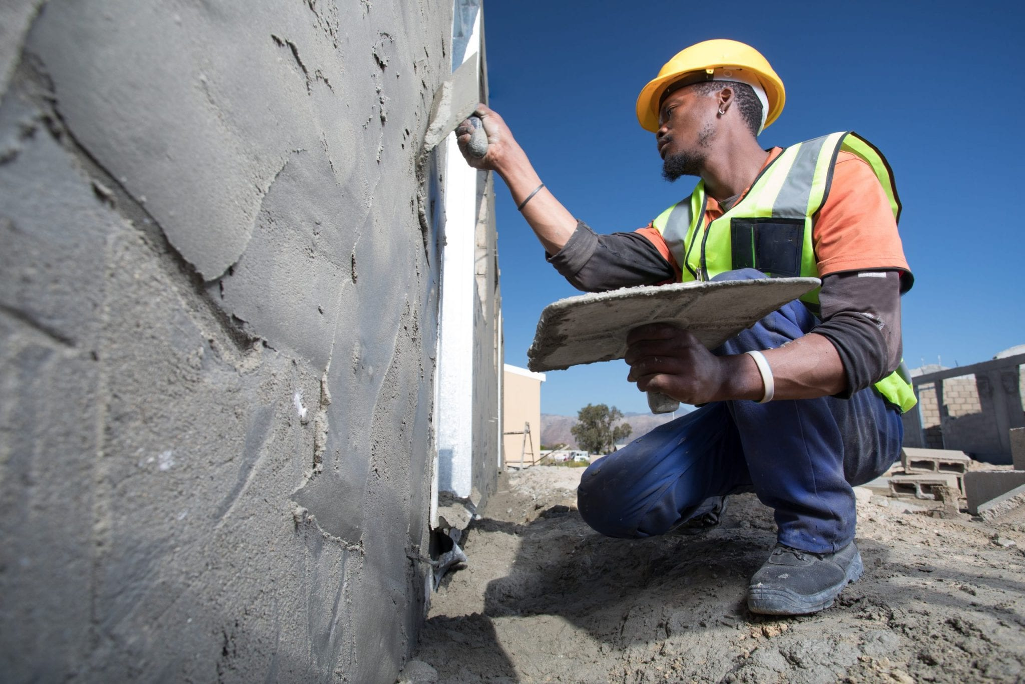 Cement Plastering
